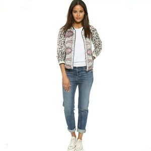 Maison Scotch Reversible Jacket